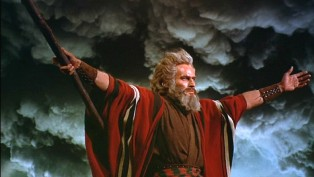 Moses Leaving Egypt